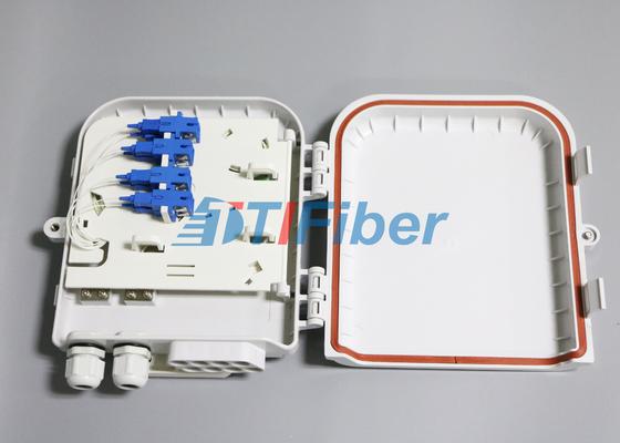 Scatola di distribuzione a fibra ottica impermeabile del porto dello Sc 8 per le reti di FTTH